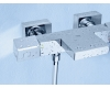 GROHE Grohtherm Cube 34497000 термостатический смеситель для ванной
