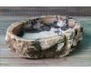 Раковина-чаша Natural Stone Fantasy из натурального оникса