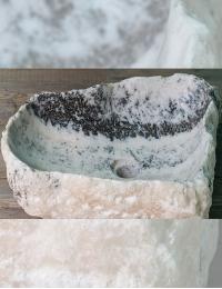 Natural Stone Garam Накладная раковина-чаша из оникса
