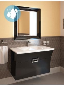 Водостойкий комплект мебели Ingenium Vogue 90 Чёрный глянец – Vog 900.02-v