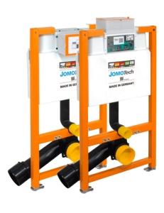 Jomo Tech 174-91200000-00 Инсталляция для унитаза, клавиша сверху или спереди