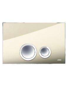 Jomo ELEGANCE 2.0 167-3500XX Клавиша для смыва в комплекте с рамкой, 14 цветов