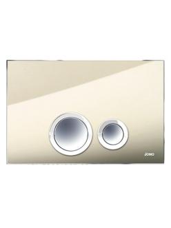 Jomo ELEGANCE 2.0 167-3500XX Клавиша смыва для унитаза в комплекте с рамкой
