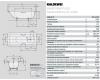 Kaldewei Saniform Plus 361-1 Стальная прямоугольная ванна 150х70 см