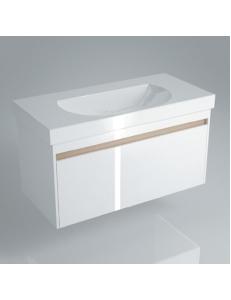 Kerama Marazzi Buongiorno Тумба подвесная с 1 ящиком + 1 внутренний ящик, 100 см