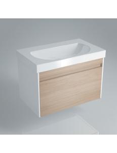 Kerama Marazzi Buongiorno Тумба подвесная с 1 ящиком + 1 внутренний ящик, 80 см