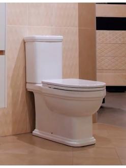 Kerama Marazzi Pompei Po.wc.01 – Комплект унитаз с бачком с белой крышкой