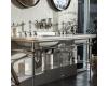 Kerasan Waldorf 9195 – Консоль с раковиной 150 см