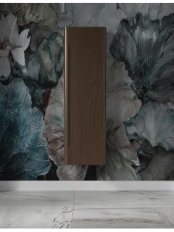 Kerasan Waldorf 9257 – Шкаф колонна подвесной, темный орех