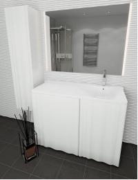 LOTOS Алисия 120 (арт. 60, 61) Напольная мебель с распашными дверцами