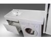 LOTOS 115 – Подвесная мебель под стиральную машину с одним ящиком