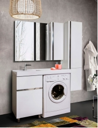 LOTOS 115 – Напольный комплект мебели с двумя ящиками