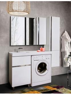 LOTOS 115 – Мебель под стиральную машину с двумя ящиками