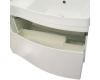 Мебель для ванной LOTOS 80 – Подвесной комплект с одним выдвижным ящиком