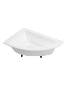 Marmo&Bagno Альба 170x110 Ванна из литьевого мрамора