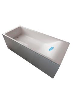 Marmo Bagno Алесса New 170х70 см – Ванна из литьевого мрамора, борт 5 см