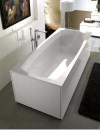 Marmo&Bagno Элза 170 х 75 – ванна из литьевого мрамора