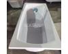 Marmo Bagno Элза 180 – Ванна из литьевого мрамора, 180х75 см