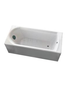 Marmo&Bagno Глория 160x70 Ванна из литьевого мрамора