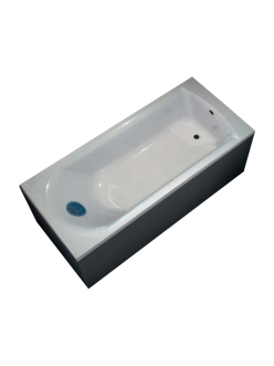 Marmo Bagno Глория 170 – Ванна из литьевого мрамора, 170х70 см