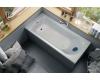 Marmo Bagno Глория 170 – Ванна из литьевого мрамора, 170х80 см