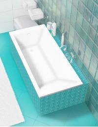 Marmo&Bagno Ницца 150x74 – Ванна из литьевого мрамора