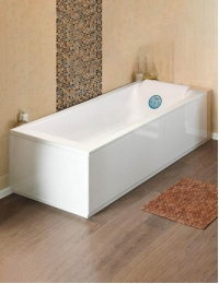 Marmo&Bagno Ницца 180х80 – ванна из литьевого мрамора с подголовником