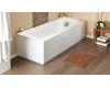 Marmo Bagno Ницца 180 – Ванна из литьевого мрамора, 180х80 см с подголовником