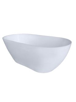 Marmo Bagno Палермо – Отдельностоящая ванна из литьевого мрамора, 168х80 см
