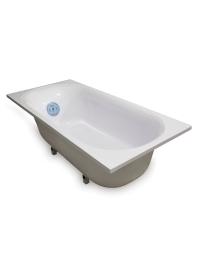 Marmo&Bagno Патриция 180x80 Ванна из литьевого мрамора