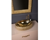Armadi Art NeoArt 100 Капучино – стеклянная столешница, ручки Wave, ножки Eifel