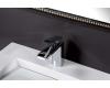 Armadi Art NeoArt 100 Шоколад – столешница Solid Glass, раковина Venturo, ручки Glaze