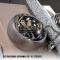 Раковина-чаша круглая Круг, керамика - Серебро +14 294 ₽