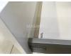 Armadi Art NeoArt 100 Белый – столешница Solid Glass, раковина Хрусталь, ручки Wave