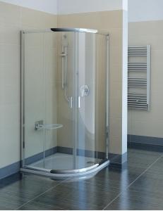 Ravak Blix BLCP4-90 Душевой уголок 90х90 с раздвижными дверями