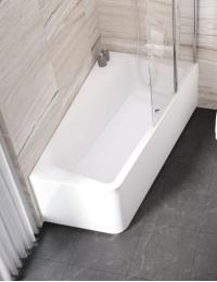Ravak 10° ванна акриловая асимметричная 160x90 см