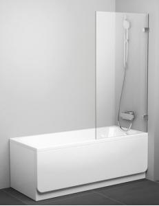 Ravak BVS1 80 шторка для ванны неподвижная одноэлементная + B-SET