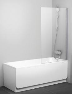Ravak PVS1 80 шторка для ванны неподвижная одноэлементная