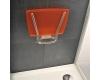 Ravak Ovo B Orange сиденье для душа складное полупрозрачное оранжевое B8F0000017