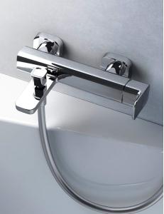 Ravak 10° TD 022.00 Смеситель для ванны без гарнитуры