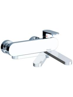 Ravak Chrome CR 022.00 Смеситель для ванны однорычажный с поворотным изливом
