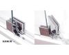 Roltechnik GDO1N+GBN – Душевой уголок, сборный, распашная дверь + стенка