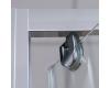 Roltechnik Lega Line LLDO1 – Одинарная распашная душевая дверь в нишу (проём)