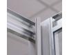 Roltechnik Lega Line LLD2 – Раздвижная душевая дверь в нишу (в проём)