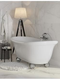 Salini ALBA –  Ванна на ножках классическая отдельностоящая