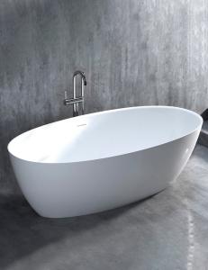 Salini ALDA Nuova Отдельностоящая ванна из литьевого мрамора