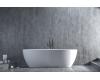 Ванна Salini Alda Nuova – Отдельностоящая овальная ванна из литого камня