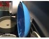 Salini Callista 105 Накладная круглая раковина из литого камня Sapirit или Solix