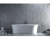 SALINI ELIA 100711 Классическая отдельностоящая ванна из камня