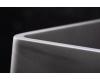 SALINI ETNA E01 (1104301) – Накладная квадратная раковина из камня Кристалит